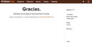 CHOLLOS Y TRUCOS – STICKERMULE- 10 PEGATINAS TROQUELADAS PERSONALIZADAS 76 mm x 76 mm 8