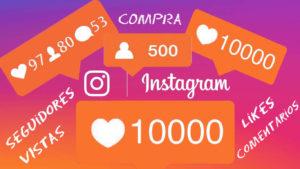 Comprar Seguidores Instagram BARATOS